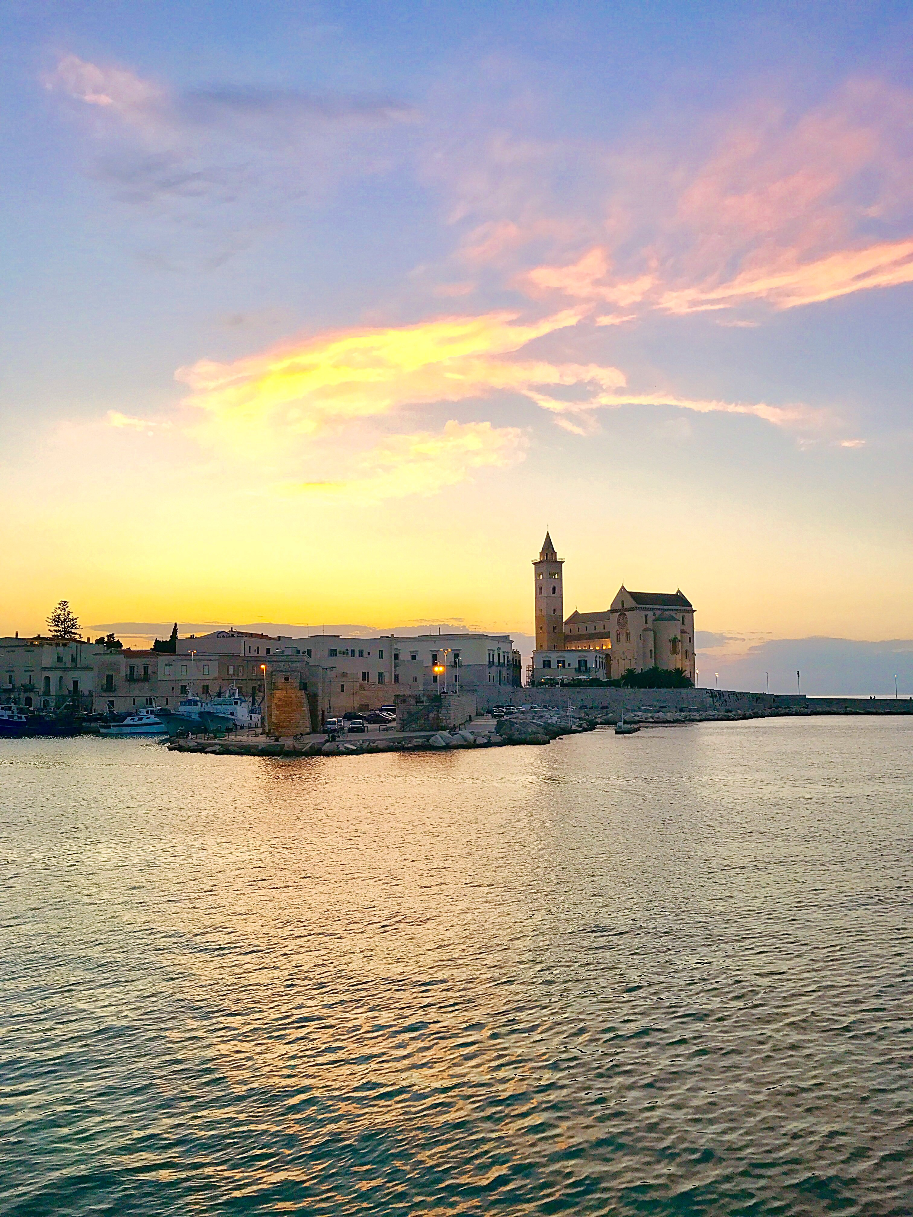 Trani's cathedral