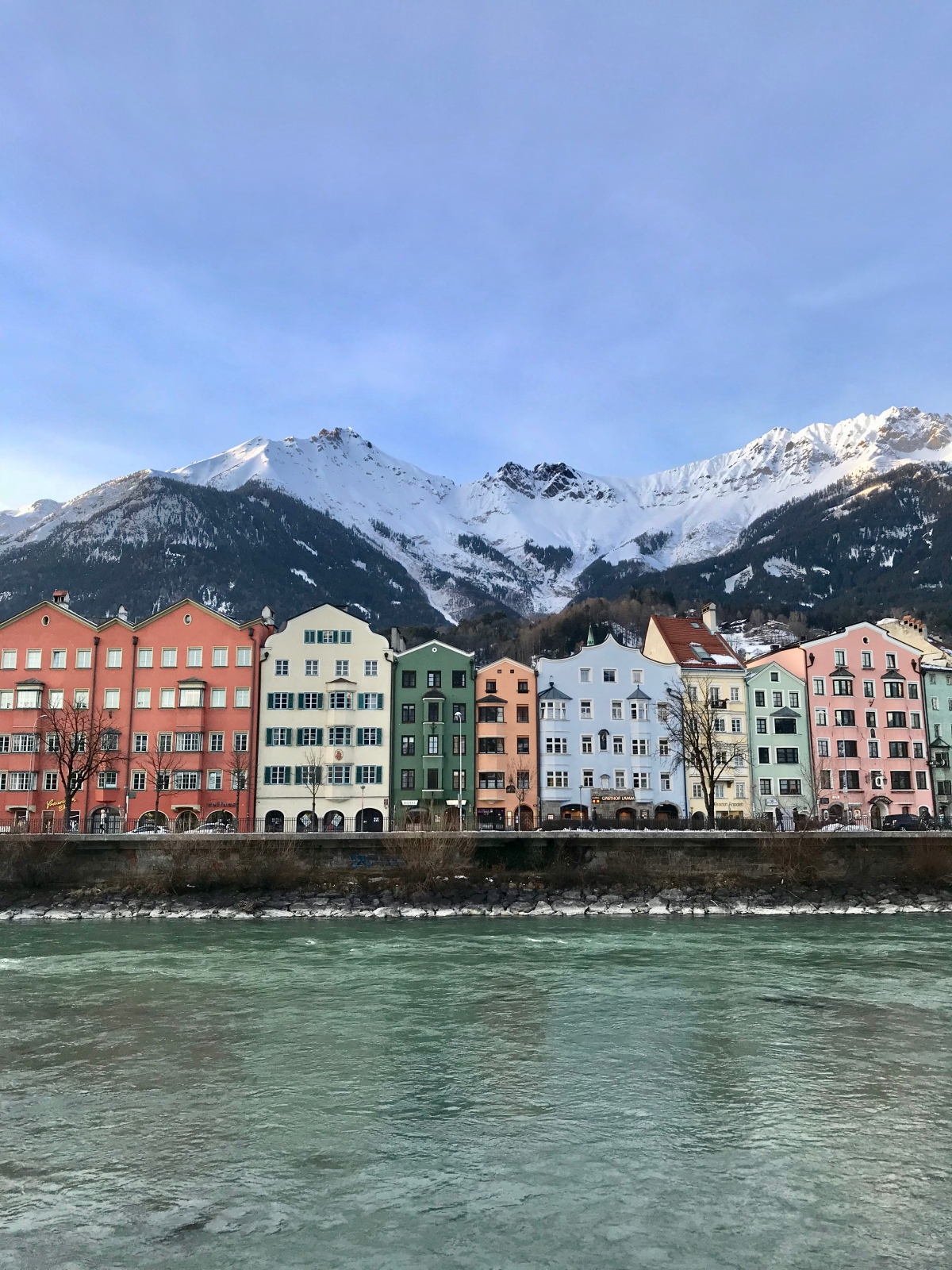 Best place for a short ski break in Europe: Innsbruck