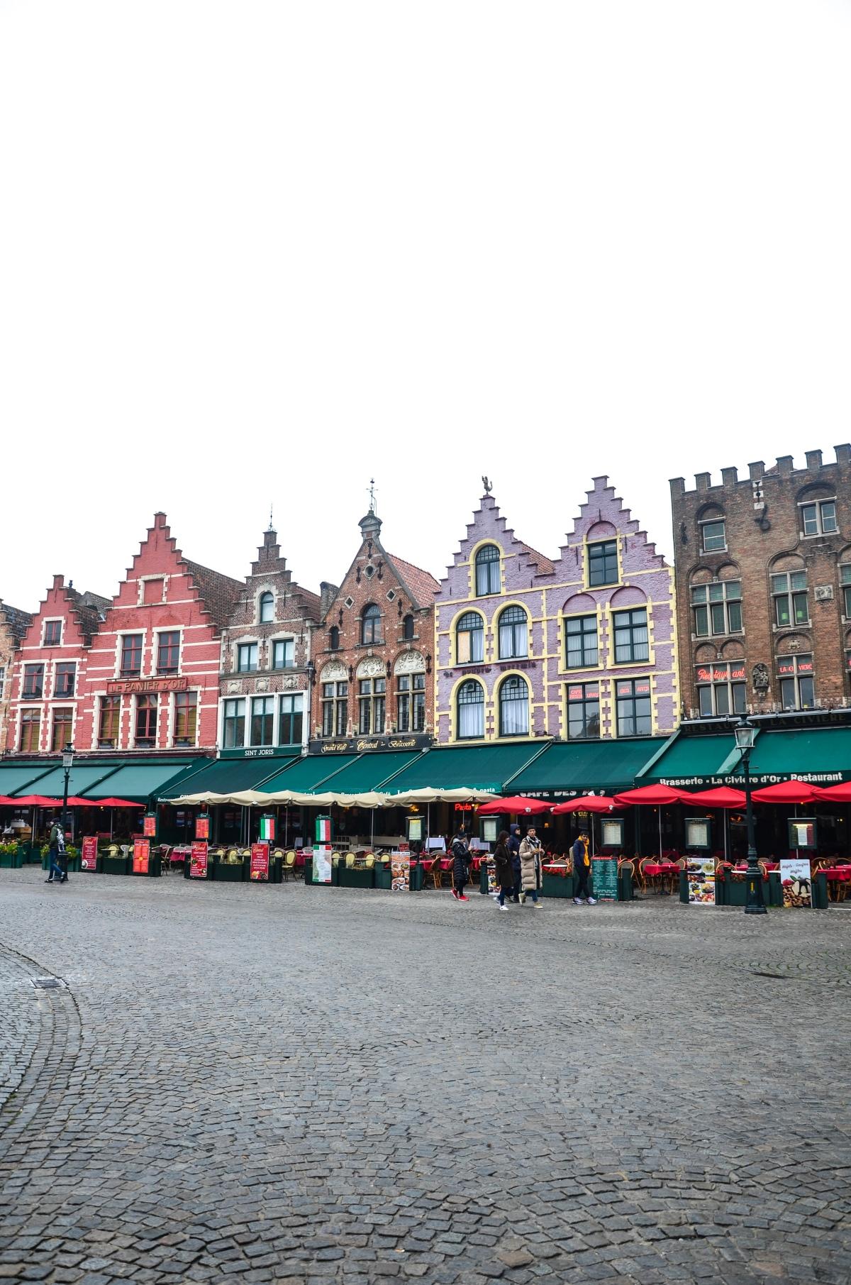 A weekend getaway to Bruges,Belgium